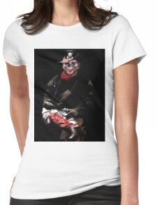 Soldier Of The Underworld Womens Fitted T-Shirt