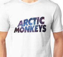 Arctic Nebula Monkeys Unisex T-Shirt