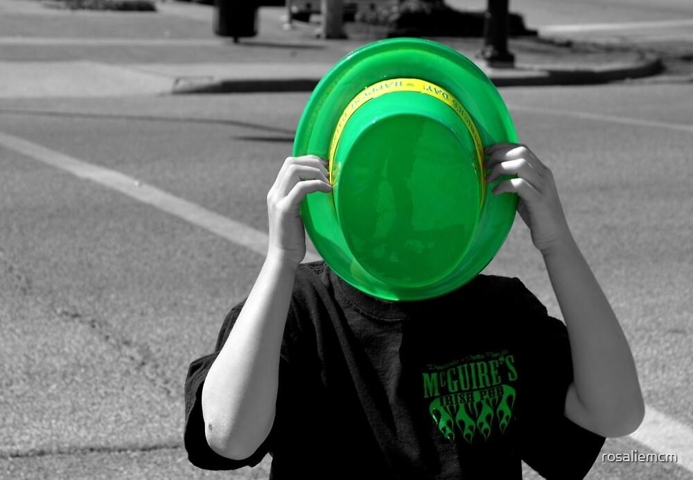 Hat Head by rosaliemcm