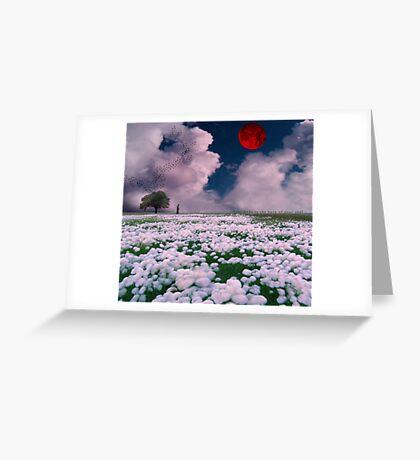 The Prophet:  On Pleasure Greeting Card