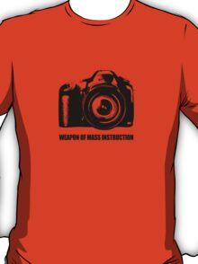 weapon of mass instruction T-Shirt