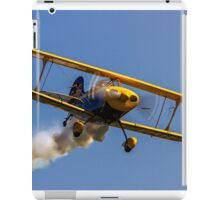 Trig Team Pitts S-1D G-PIII iPad Case/Skin