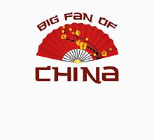 Big Fan Of China Unisex T-Shirt
