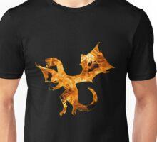 Flaming Dragon Unisex T-Shirt