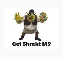 Get Shrekt M9 Kids Clothes
