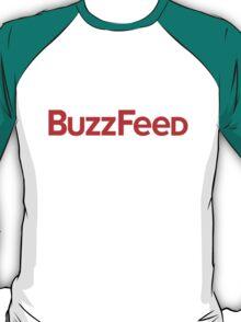 buzzfeed logo red T-Shirt