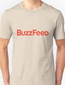 buzzfeed logo red T-Shirt