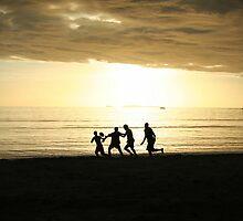 Fiji Footy :: Treasure Island by Clinton Hadenham