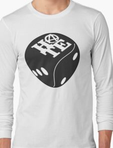 Black Dice Long Sleeve T-Shirt