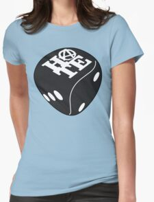Black Dice Womens Fitted T-Shirt