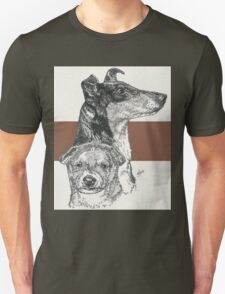 Collie - Smooth - Father & Son T-Shirt
