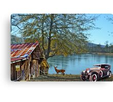 St Clair County, Alabama Canvas Print