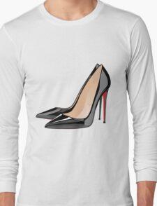 heels aka femme fatale Long Sleeve T-Shirt