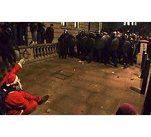 Santa Clause Photographic Print