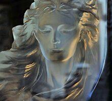Crystal Female Bust by SuddenJim
