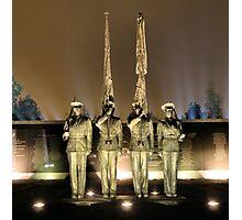 Air Force Memorial Photographic Print