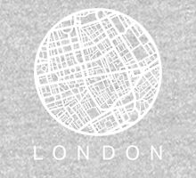 Minimal Maps - London U.K Unisex T-Shirt