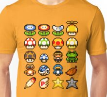 Powerups Unisex T-Shirt