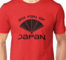 Big Fan Of Japan Unisex T-Shirt