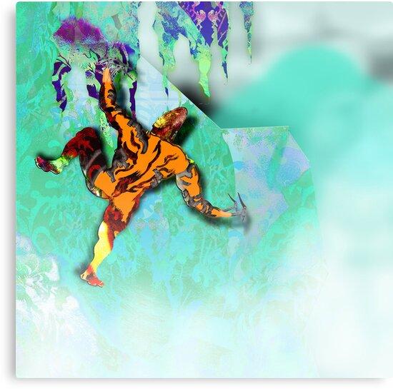Ice Axe mutant 2. by Grant Wilson