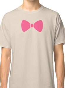 Pink Bow Classic T-Shirt