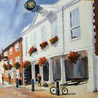 The town hall, Hythe-Kent by Beatrice Cloake Pasquier