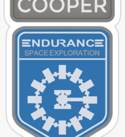 Cooper Sticker