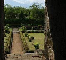 View from Candi Badut by Tim Coleman