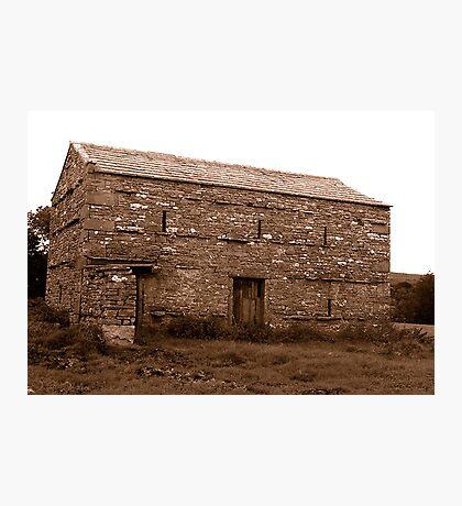 The Barn Photographic Print
