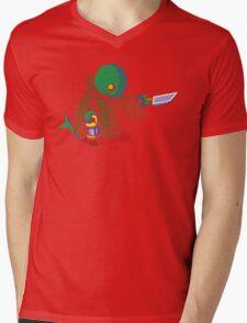Doink! Mens V-Neck T-Shirt