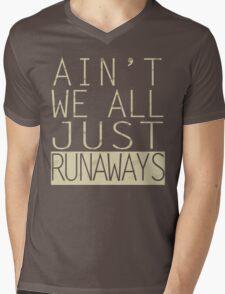 runaways Mens V-Neck T-Shirt