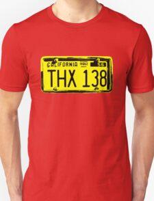 THX 138 Licence Plate Original T-Shirt