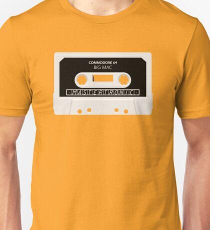 C64 Big Mac Cassette  Unisex T-Shirt