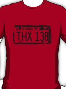 THX 138 Licence Plate Alpha T-Shirt