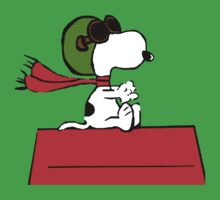 Aviator Snoopy Kids Clothes