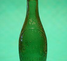 One green bottle by Paul Pasco