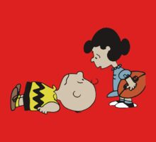 Charlie Brown and Lucy  Kids Clothes