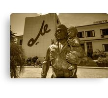 Che & Child Canvas Print