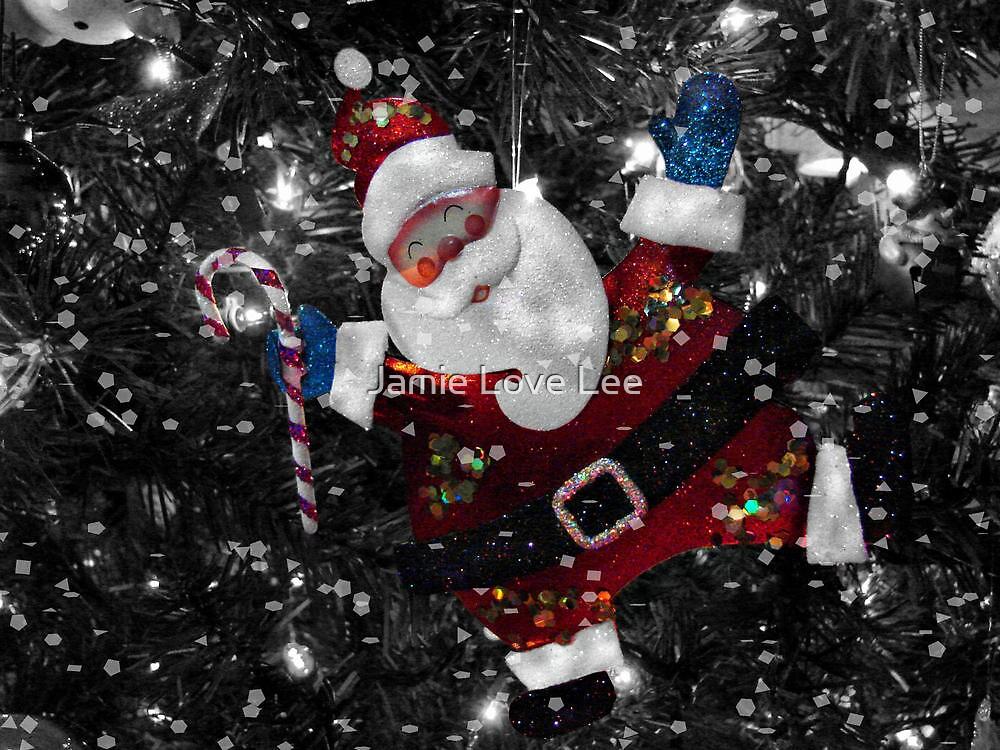 Santa  by Jamie Lee