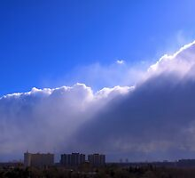 Send In The Clouds by EugeJ