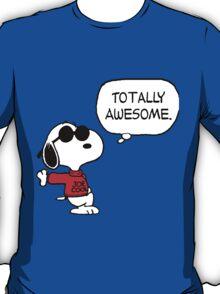 Snoopy Joe Cool Awesome T-Shirt