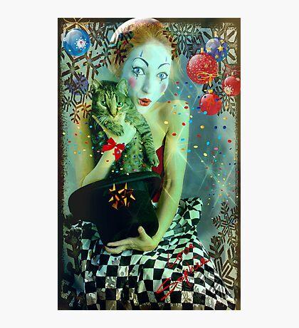 Together We Make Holiday Magic Photographic Print