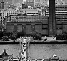 The Bridge + The Tower by RIDGEWORKS