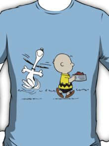 Snoopy is Hungry T-Shirt