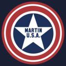 Glenn L. Martin Aircraft Company Logo by warbirdwear