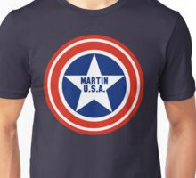 Glenn L. Martin Aircraft Company Logo Unisex T-Shirt