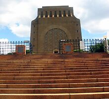 Voortrekker Monument  by Antionette