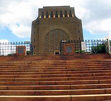 Voortrekker Monument  by Antionette