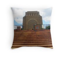 Voortrekker Monument  Throw Pillow