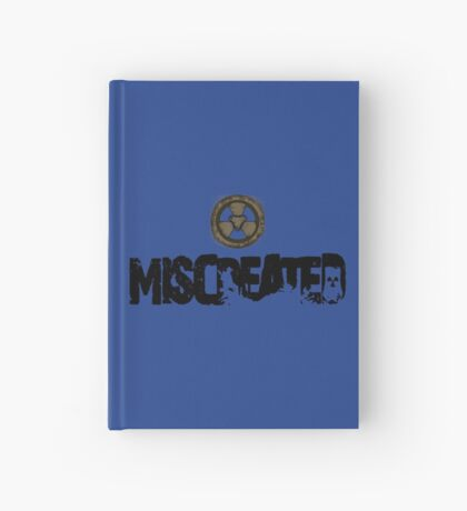 Miscreated Design 2  Blue (Official) Hardcover Journal